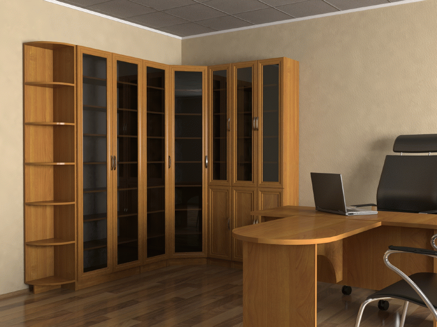 Библиотека феникс шк-2/4 закрытый, цена 4500 руб..